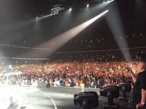 Full audience