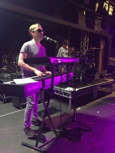 Johnny Hates Jazz - Rehearsals